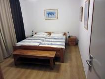 Schlafzimmerim Petten-Beach-Haus Nr. 18