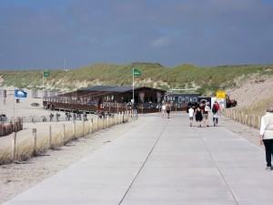 Das Strandcafe in Petten
